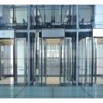 G&R Custom Elevator Cabs Abu Dhabi Glass Elevator Cabs Goettsch Partners