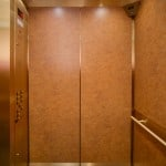 G&R Custom Elevator Cabs modernization project at Allied Parking Parkside Building