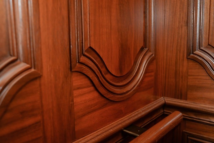 Projects G Amp R Custom Elevator Cabs