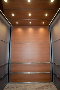 G&R Custom Elevator Cabs New Construction Northwestern University