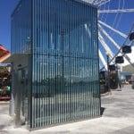G&R Custom Elevator Cabs - Glass Observation Cab at Navy Pier