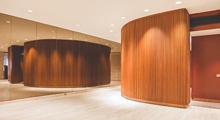 GRs Traditional GR704 Design Was Slightly Customized To Suit Newly Modernized Elevators At A Chicago Condominium