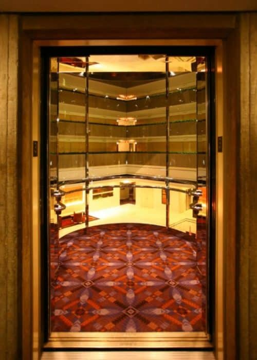 Hyatt Regency O'Hare | Chicago, IL. © G&R Custom Elevator Cabs, 2352 Station Parkway NW Minneapolis, MN 55304