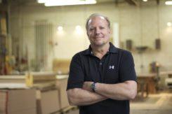 Steve Hudak <br />Lead Craftsman