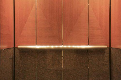 US Bank | Minneapolis, MN. © G&R Custom Elevator Cabs, 2352 Station Parkway NW Minneapolis, MN 55304