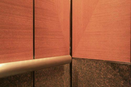 US Bank | Minneapolis, MN. © G&R Custom Elevator Cabs, 2352 Station Parkway NW Minneapolis, MN 55304.