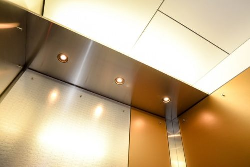 215 West Washington | Chicago, IL. © G&R Custom Elevator Cabs, 2352 Station Parkway NW Minneapolis, MN 55304