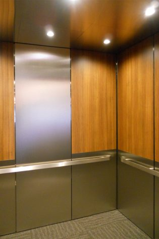 Doran Office Building | Bloomington, MN. © G&R Custom Elevator Cabs, 2352 Station Parkway NW Minneapolis, MN 55304.