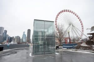Navy Pier   Chicago, IL. © G&R Custom Elevator Cabs, 2352 Station Parkway NW Minneapolis, MN 55304