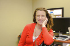 Kasey Peregrin <br />Office Manager