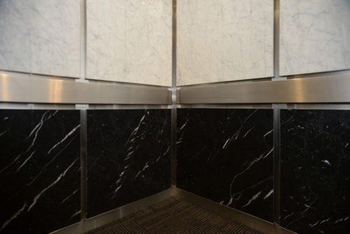 21st Century Bank | Minneapolis, MN. © G&R Custom Elevator Cabs, 2352 Station Parkway NW Minneapolis, MN 55304