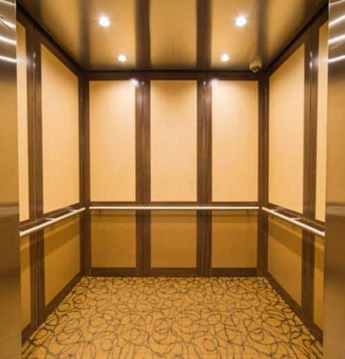 Designer's Guild | Minneapolis, MN. © G&R Custom Elevator Cabs, 2352 Station Parkway NW Minneapolis, MN 55304
