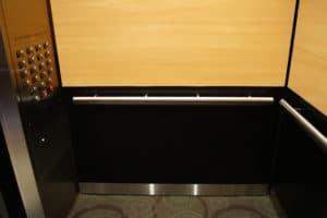 Double Tree Hotel | St. Paul, MN. © G&R Custom Elevator Cabs, 2352 Station Parkway NW Minneapolis, MN 55304.