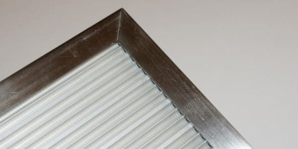 Photo E: Face Binder Angles Made of 16-gauge stainless steel, mitered corner joint.