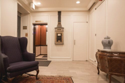 Churchill Condominiums | Chicago, IL. © G&R Custom Elevator Cabs, 2352 Station Parkway NW Minneapolis, MN 55304.