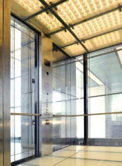 Glass Observation Cabin: E Series