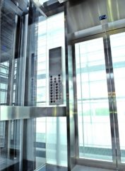 Glass Observation Cabin: PL Series