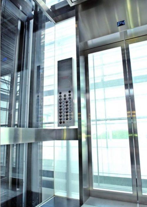 Glass Observation Cab: PL Series