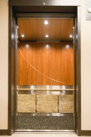 Anoka County Government Center | Anoka, MN. © G&R Custom Elevator Cabs, 2352 Station Parkway NW Minneapolis, MN 55304