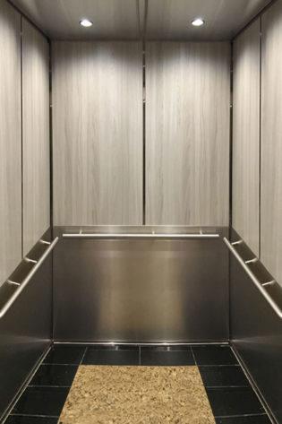 Marriott Residence Inn   Minneapolis, MN. © G&R Custom Elevator Cabs, 2352 Station Parkway NW Minneapolis, MN 55304.