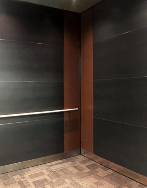 Elevator Cab Modernization 12701 Whitewater | Minnetonka, MN. © G&R Custom Elevator Cabs, 2352 Station Parkway NW Minneapolis, MN 55304